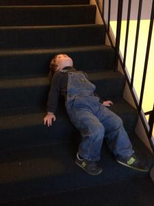 i too tired