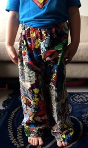 Marvel pants!