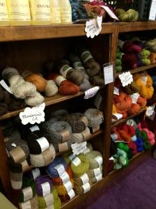Local yarns