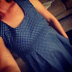 Washi dress!  Long time no see!