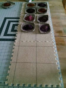 Squares = easy blocking!