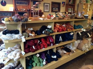 Local yarns galore!