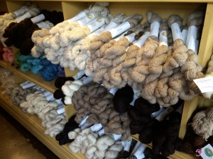 More local yarns!