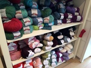 More yarn!