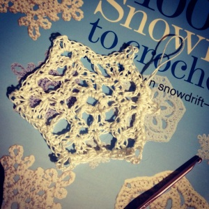 Snowflake season!