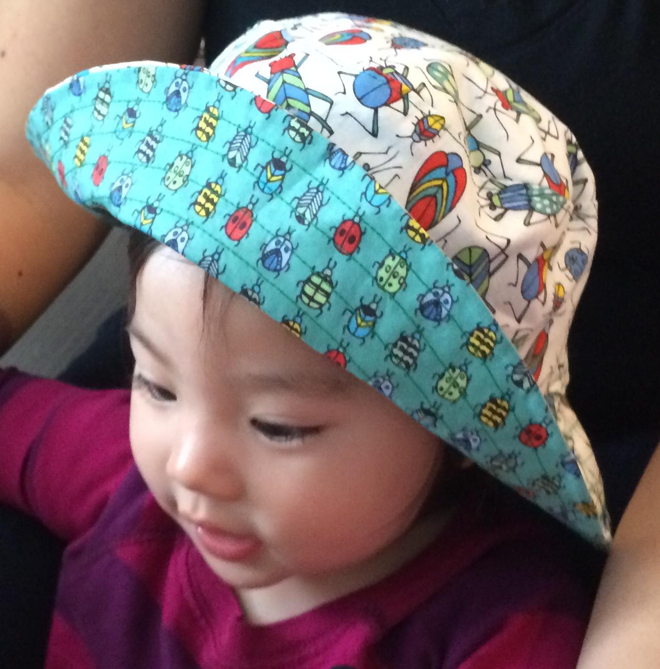 Free Ponytail Hat Pattern Hat a Free Sewing Pattern