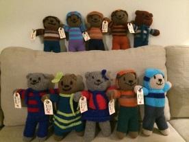 Bears to go!