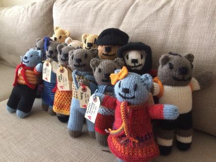 bear lineup
