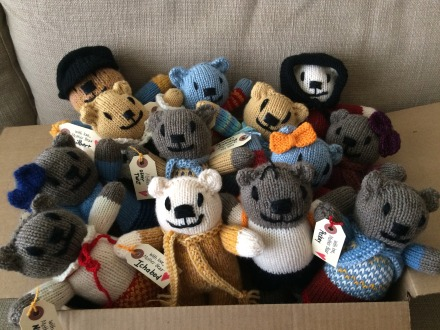 box of bears
